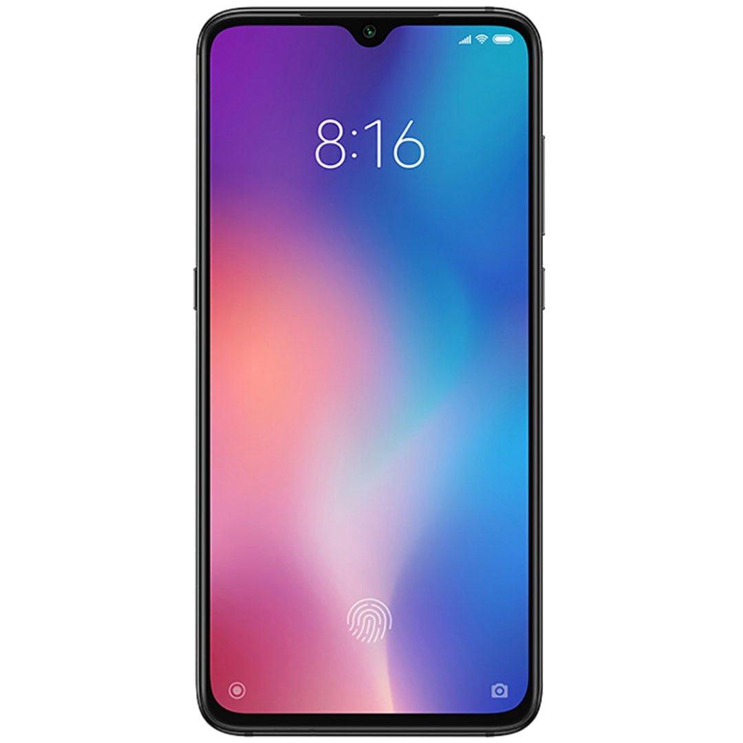 Telefon mobil Xiaomi Mi 9, Dual SIM, 64GB, 6GB RAM, 4G, Piano Black