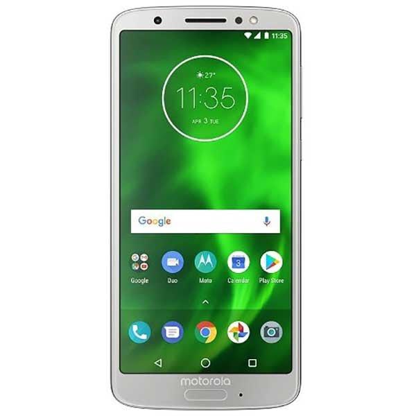 Telefon mobil Motorola Moto G6, Dual SIM, 32GB, 4G, Silver