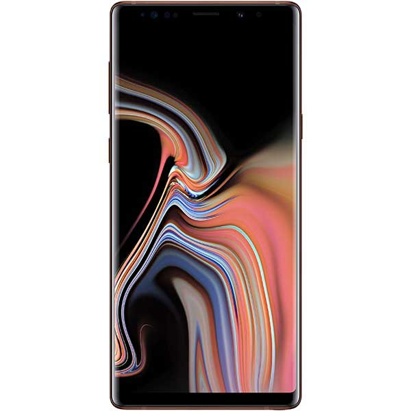 Telefon mobil Samsung Galaxy Note 9, Dual SIM, 128GB, 6GB RAM, 4G, Metallic Copper