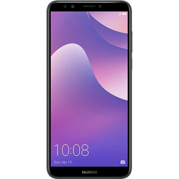 Telefon Mobil Huawei Y7 (2018), 32GB, Dual Sim, Black