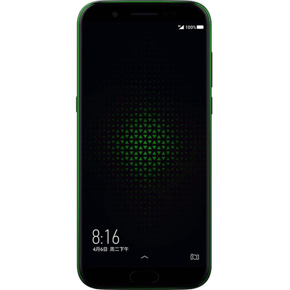 Telefon mobil Xiaomi Black Shark, Dual SIM, 64GB, 6GB RAM, 4G, Black