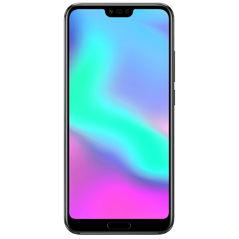 Telefon mobil Huawei Honor 10, Dual SIM, 128GB, 4GB RAM, Midnight Black
