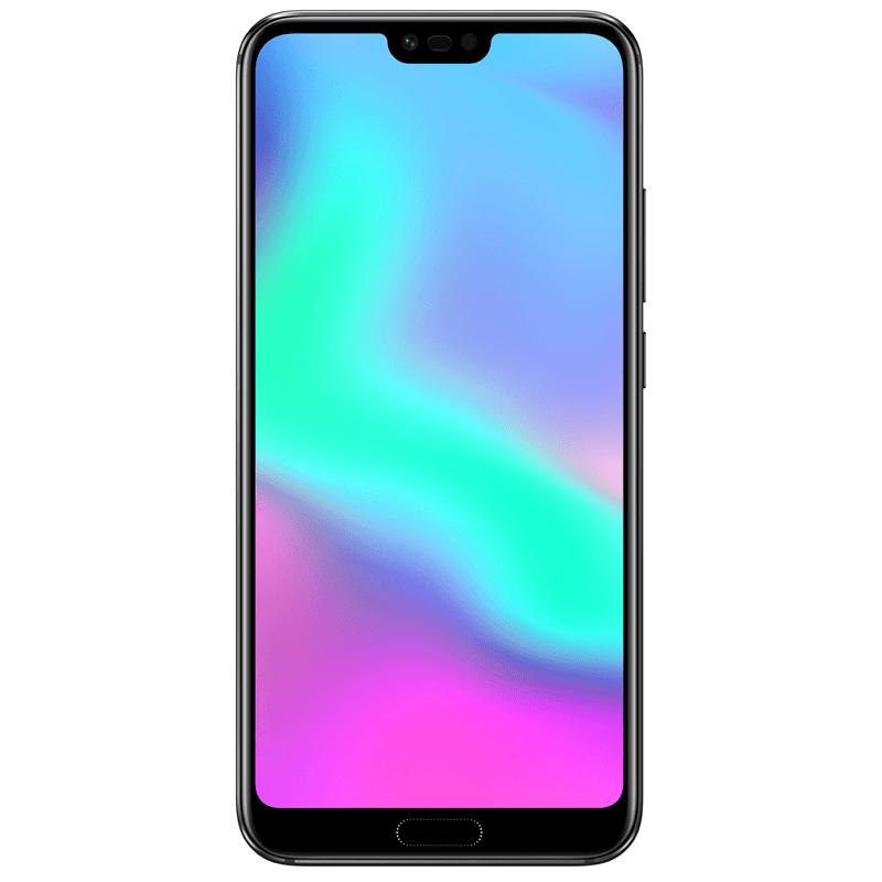 Telefon mobil Huawei Honor 10, Dual SIM, 128GB, 4GB RAM, Midnight Black
