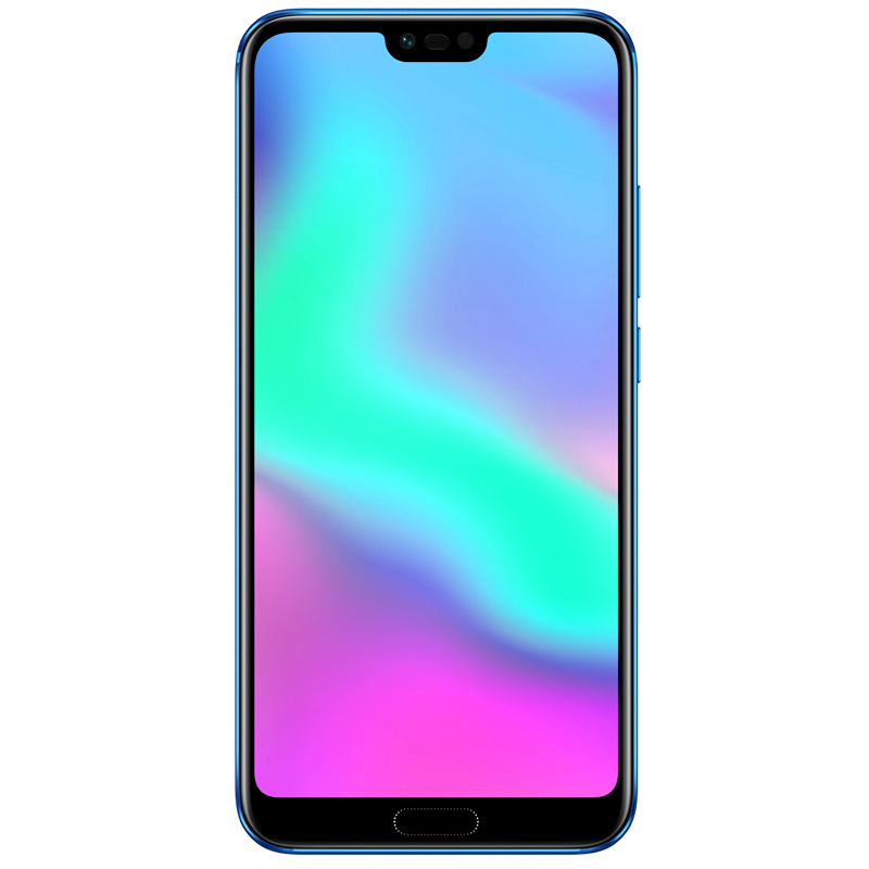 Telefon mobil Huawei Honor 10, Dual SIM, 128GB, 4GB RAM, Phantom Blue