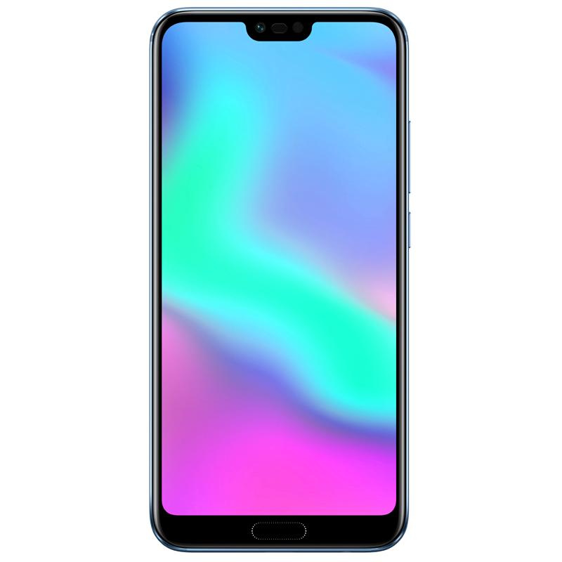 Telefon mobil Huawei Honor 10, Dual SIM, 128GB, 4GB RAM, Glacier Grey