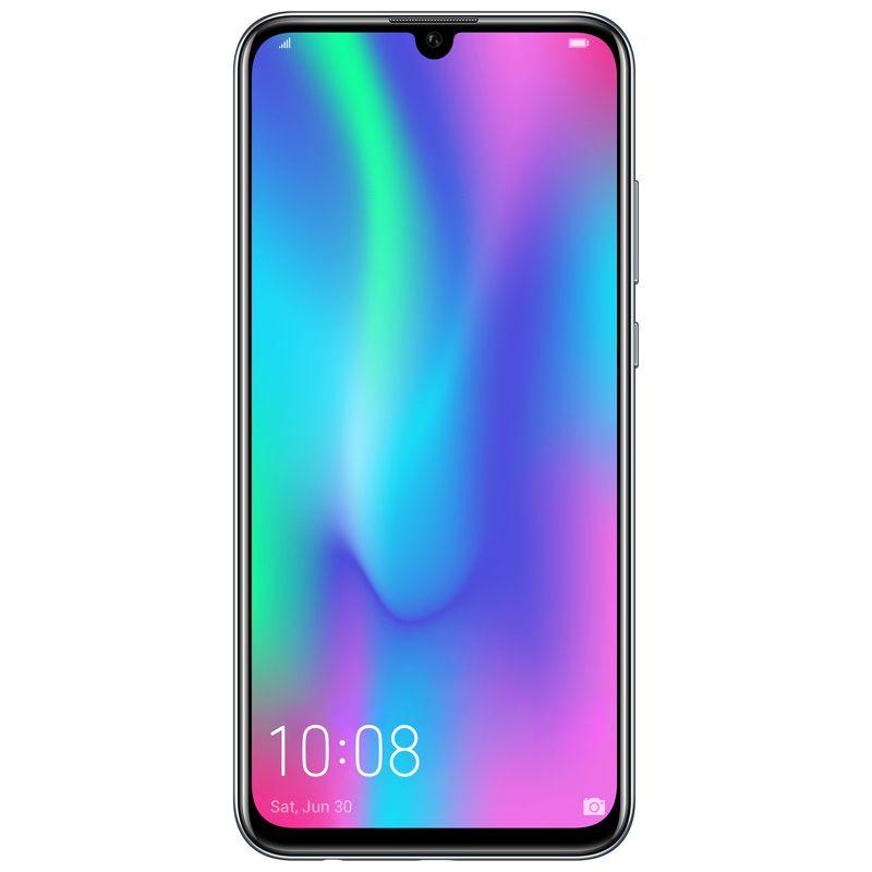 Telefon mobil Honor 10 Lite, Dual SIM, 64GB, 3GB RAM, Midnight Black