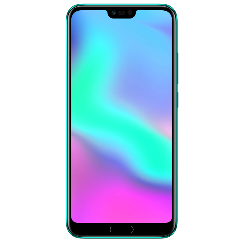Telefon mobil Huawei Honor 10, Dual SIM, 128GB, 4GB RAM, Phantom Green