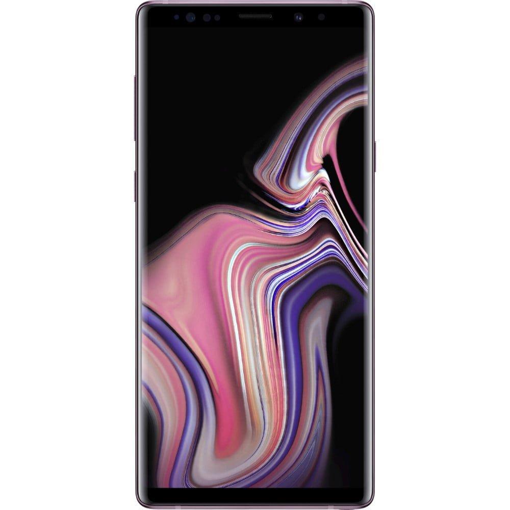 Telefon mobil Samsung Galaxy Note 9, Dual SIM, 512GB, 8GB RAM, 4G, Lavender Purple