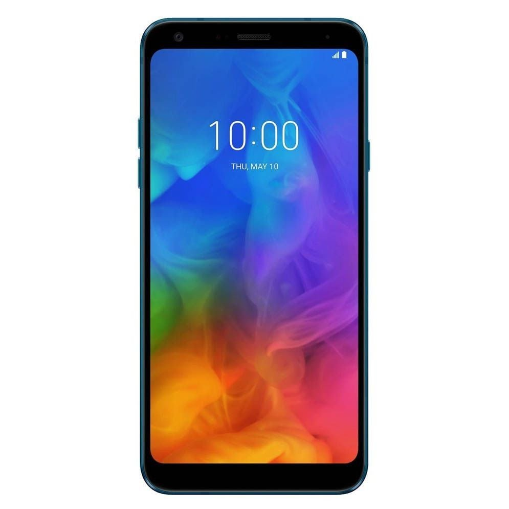 Telefon mobil Telefon mobil LG Q7 Plus, Single SIM, 64GB, 4GB RAM, Blue