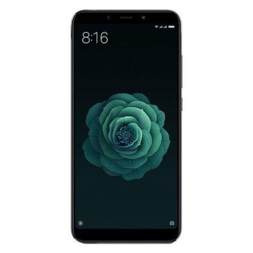 Telefon mobil Xiaomi Mi A2, (Mi 6X), Dual Sim, 64GB, 4GB RAM, Black