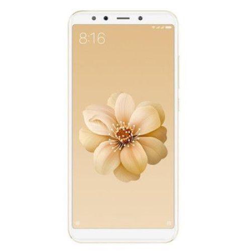 Telefon mobil Xiaomi Mi A2, (Mi 6X), Dual Sim, 64GB, 4GB RAM, Gold