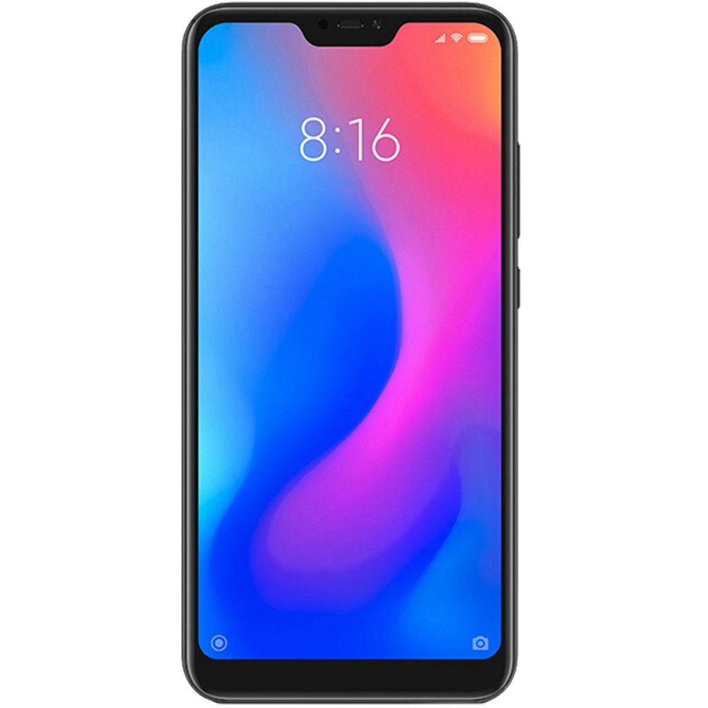 Telefon mobil Xiaomi Mi A2 Lite, Dual Sim, 64GB, 4GB RAM, Black