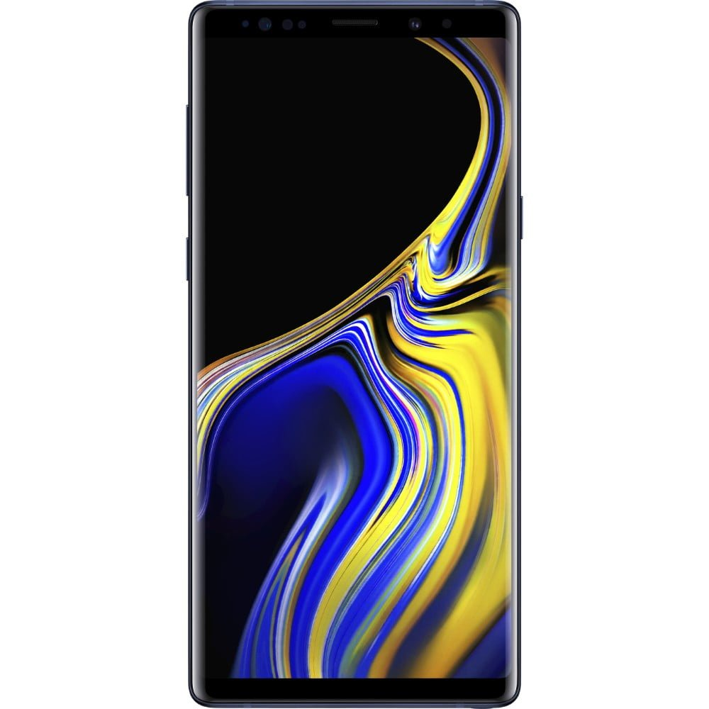 Telefon mobil Samsung Galaxy Note 9, Single SIM, 128GB, 6GB RAM, 4G, Ocean Blue