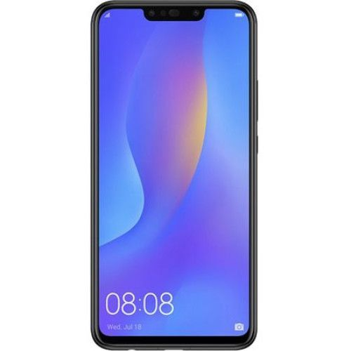 Telefon mobil Huawei P Smart Plus (2019), Dual Sim, 64GB, 4GB RAM, Black