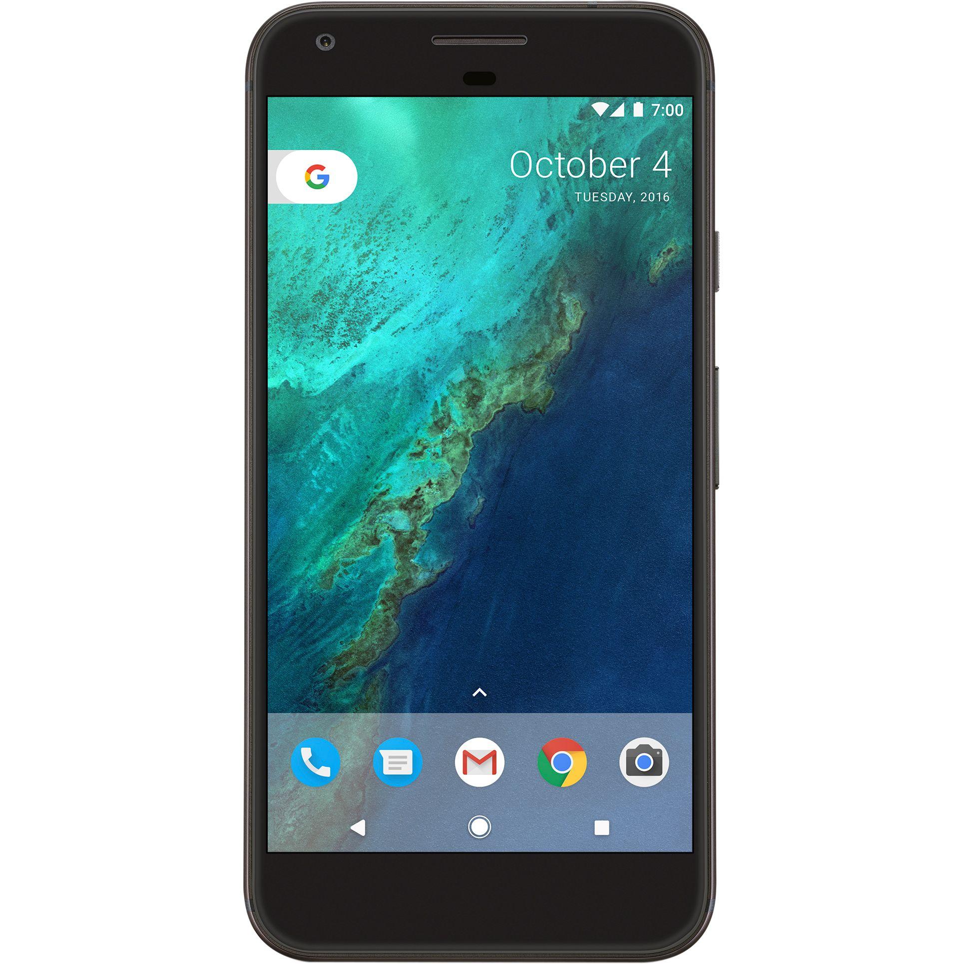 Telefon mobil Google Pixel XL, 32GB, 4GB RAM, Quite Black