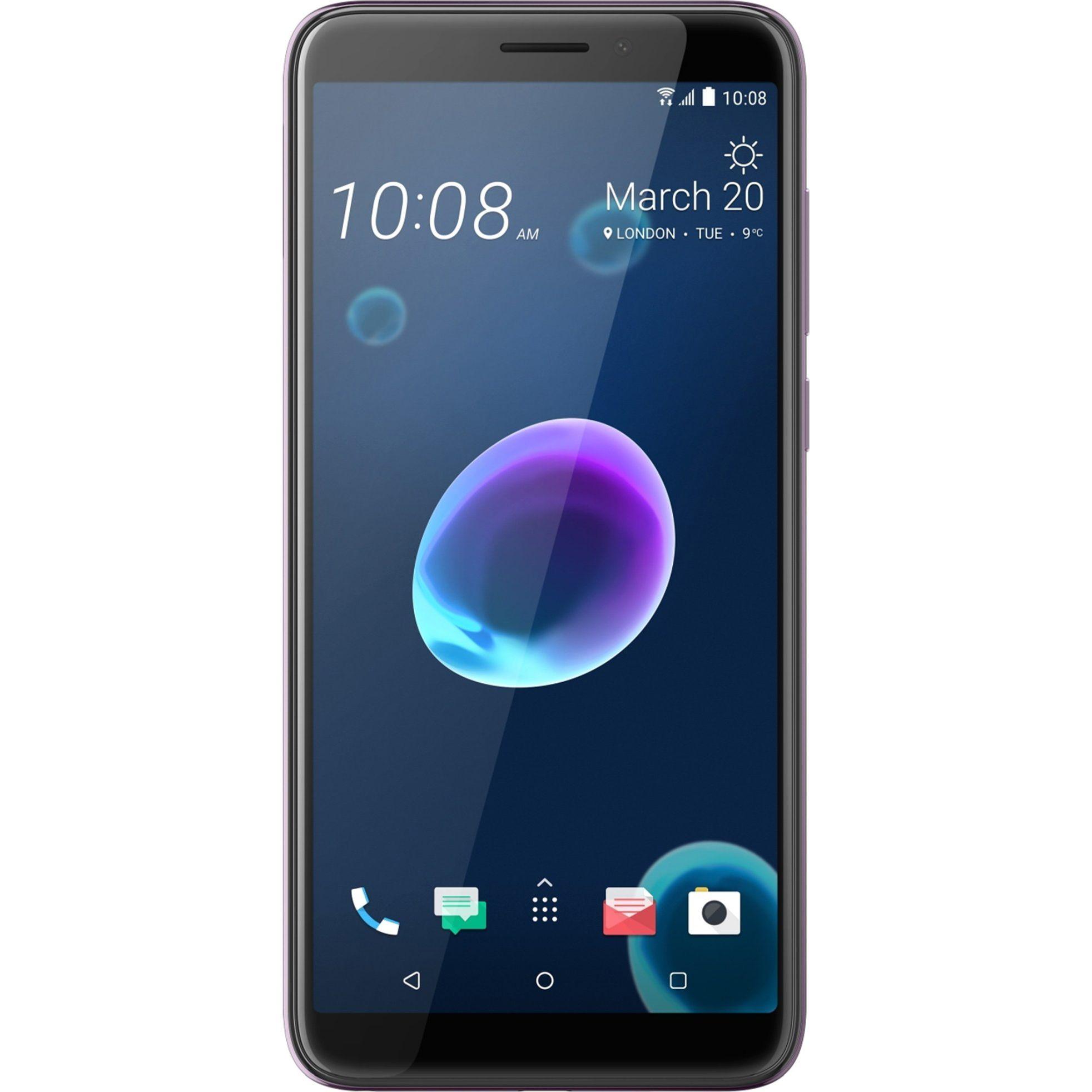 Telefon mobil HTC Desire 12, Dual SIM, 32GB, 4G, Warm Silver