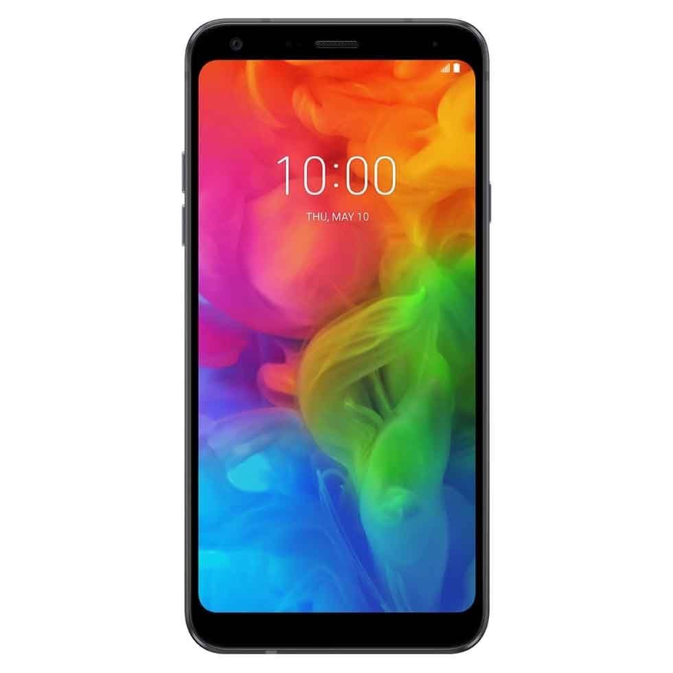 Telefon mobil Telefon mobil LG Q7, Dual SIM, 32GB, 3GB RAM, Lavander