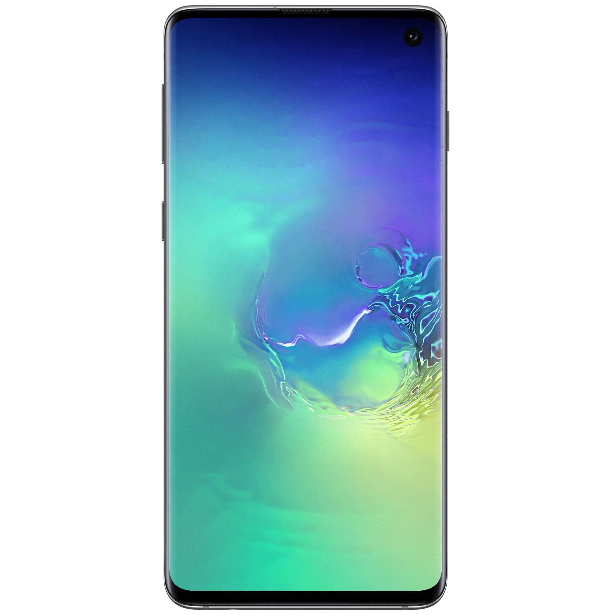 Telefon mobil Samsung Galaxy S10, G973, Dual SIM, 512GB, 8GB RAM, 4G, Prism Green