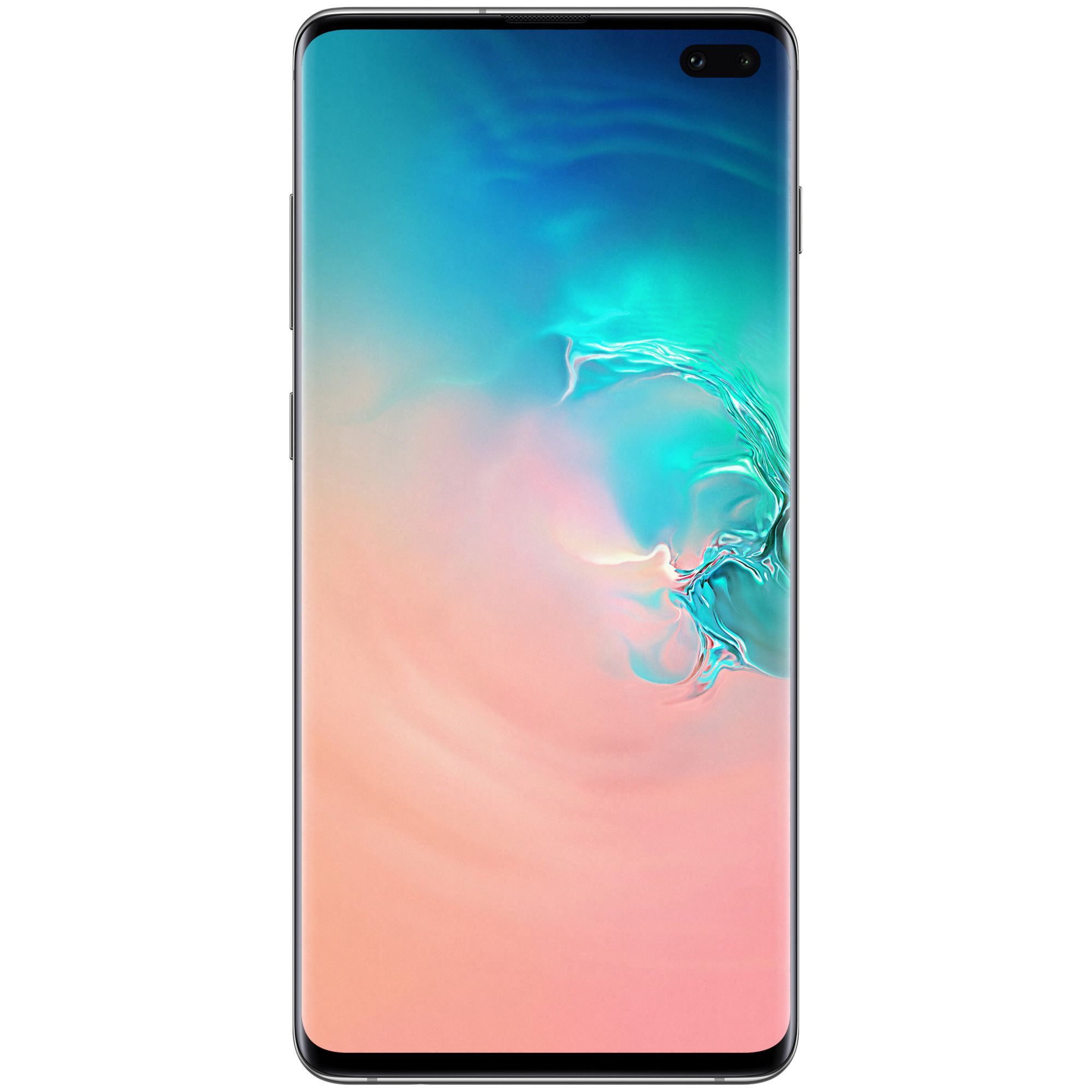 Telefon mobil Samsung Galaxy S10 Plus, G975, Dual SIM, 512 GB, 8GB RAM, 4G, Ceramic White