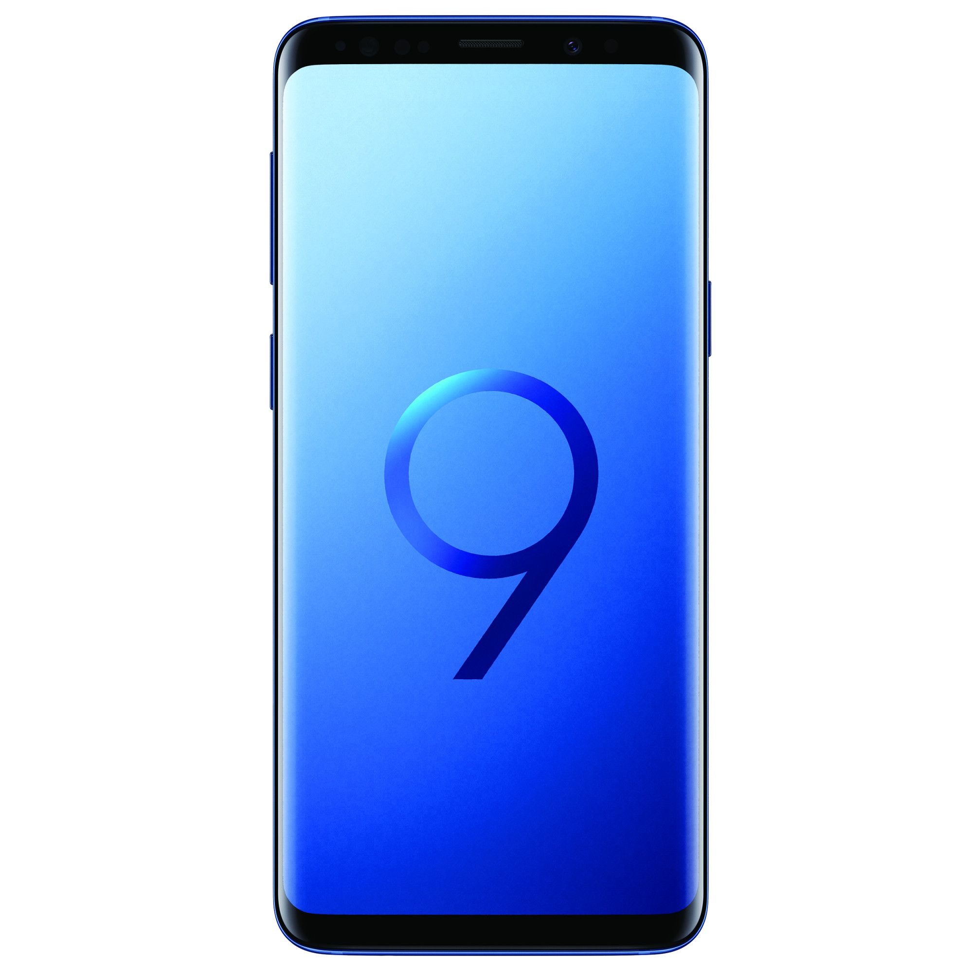 Telefon mobil Samsung Galaxy S9 Plus, Single SIM, 64GB, 6GB RAM, 4G, Coral Blue