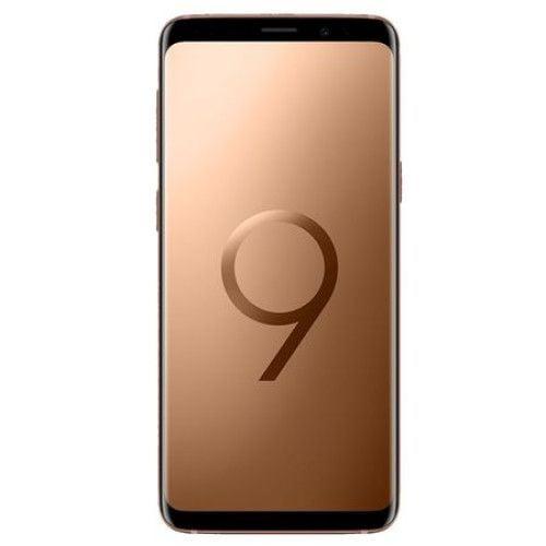 Telefon mobil Samsung Galaxy S9 Plus, Dual SIM, 64GB, 6GB RAM, 4G, Sunrise Gold