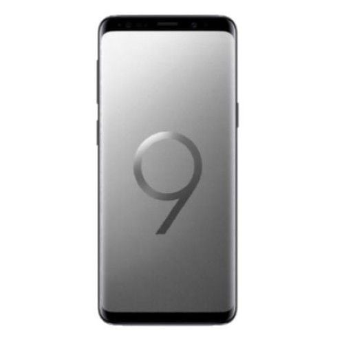 Telefon mobil Samsung Galaxy S9 Plus, Single SIM, 64GB, 6GB RAM, 4G, Titanium Grey