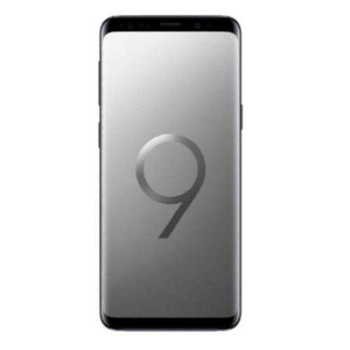 Telefon mobil Samsung Galaxy S9 Plus, Dual SIM, 256GB, 6GB RAM, 4G, Titanium Grey