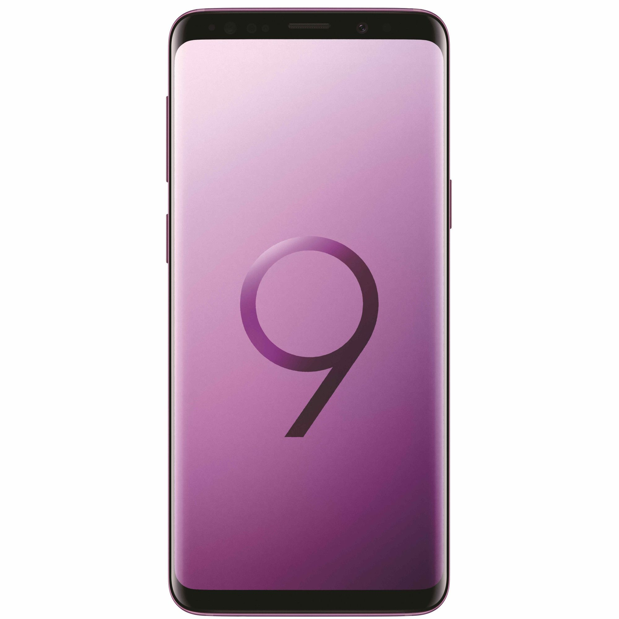 Telefon mobil Samsung Galaxy S9 Plus, Single SIM, 64GB, 6GB RAM, 4G, Lilac Purple