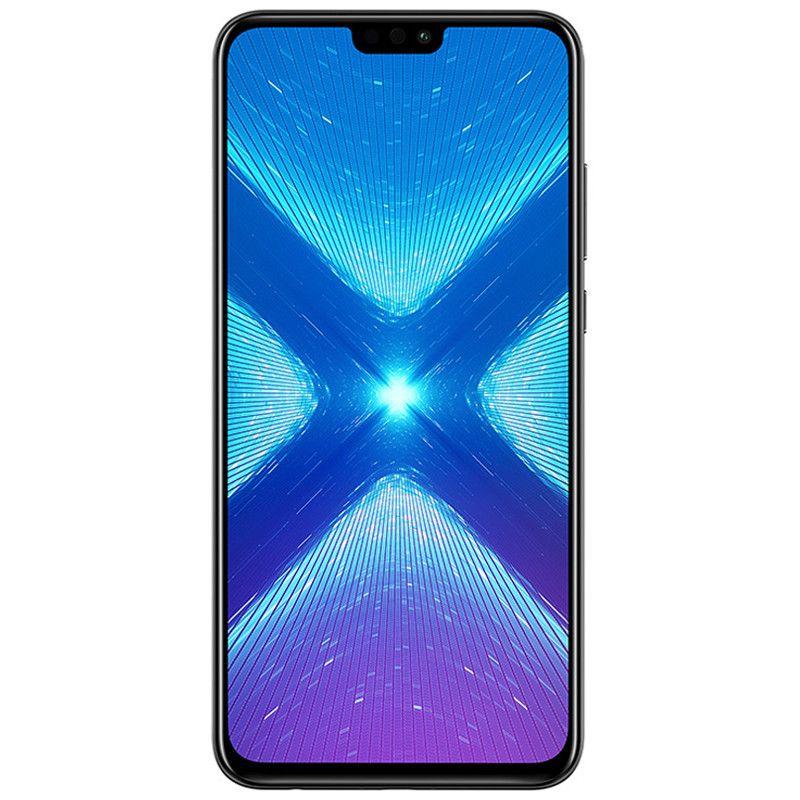 Telefon mobil Honor 8X, Dual SIM, 128GB, 4GB RAM, 4G, Black