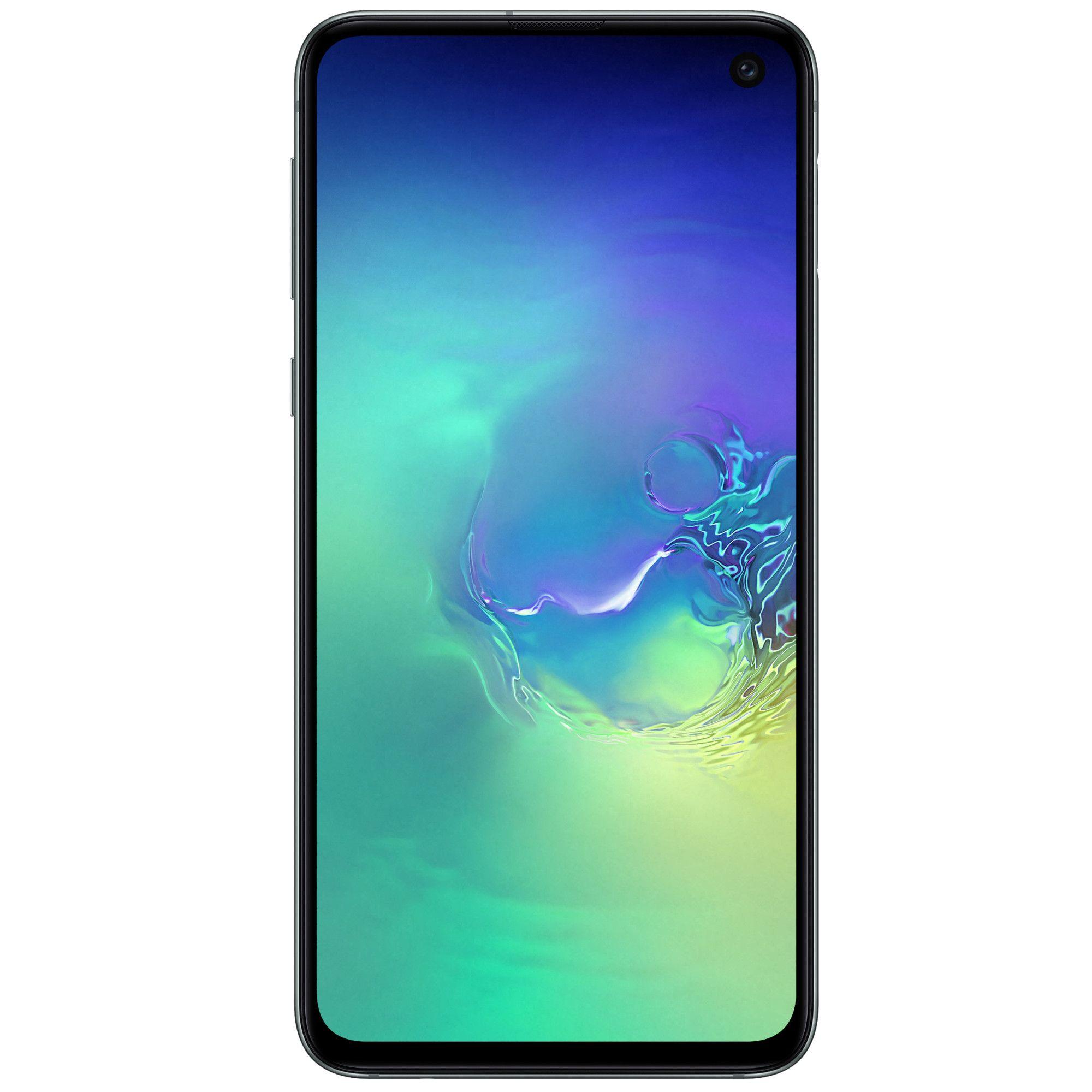 Telefon mobil Samsung Galaxy S10e, Dual SIM, 128GB, 6GB RAM, 4G, Prism Green