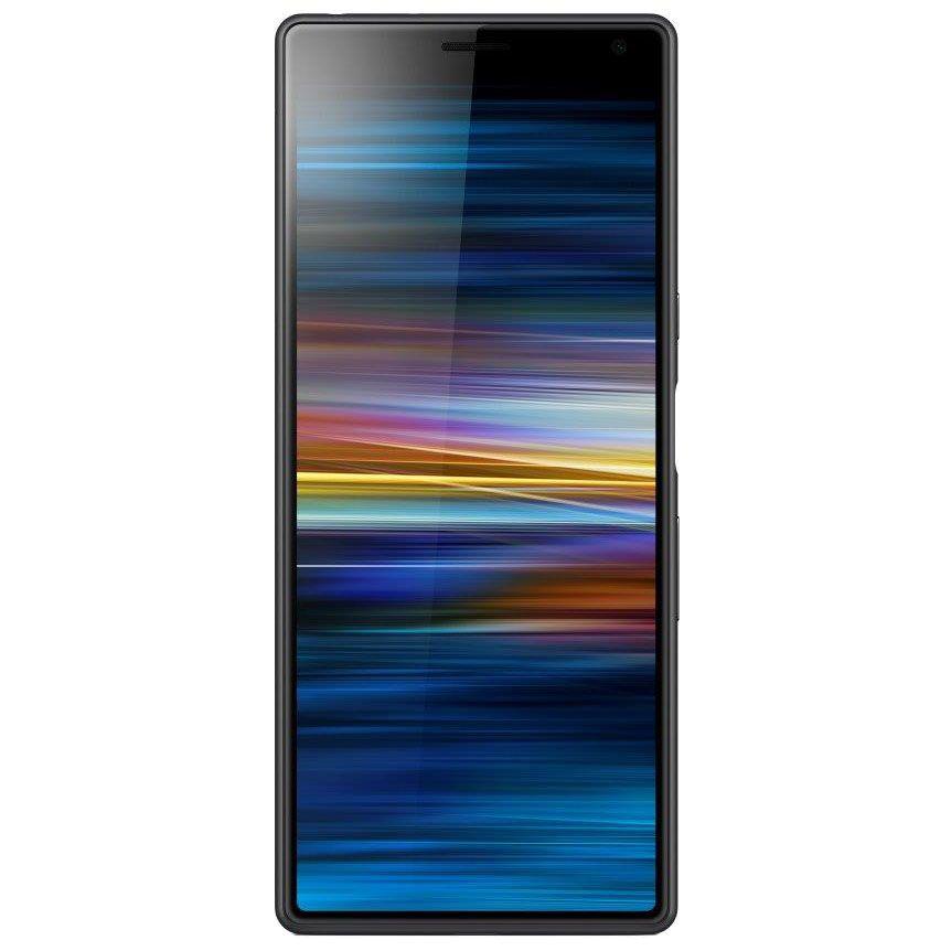 Telefon mobil Sony Xperia 10, Dual SIM, 64GB, 3GB RAM, Black