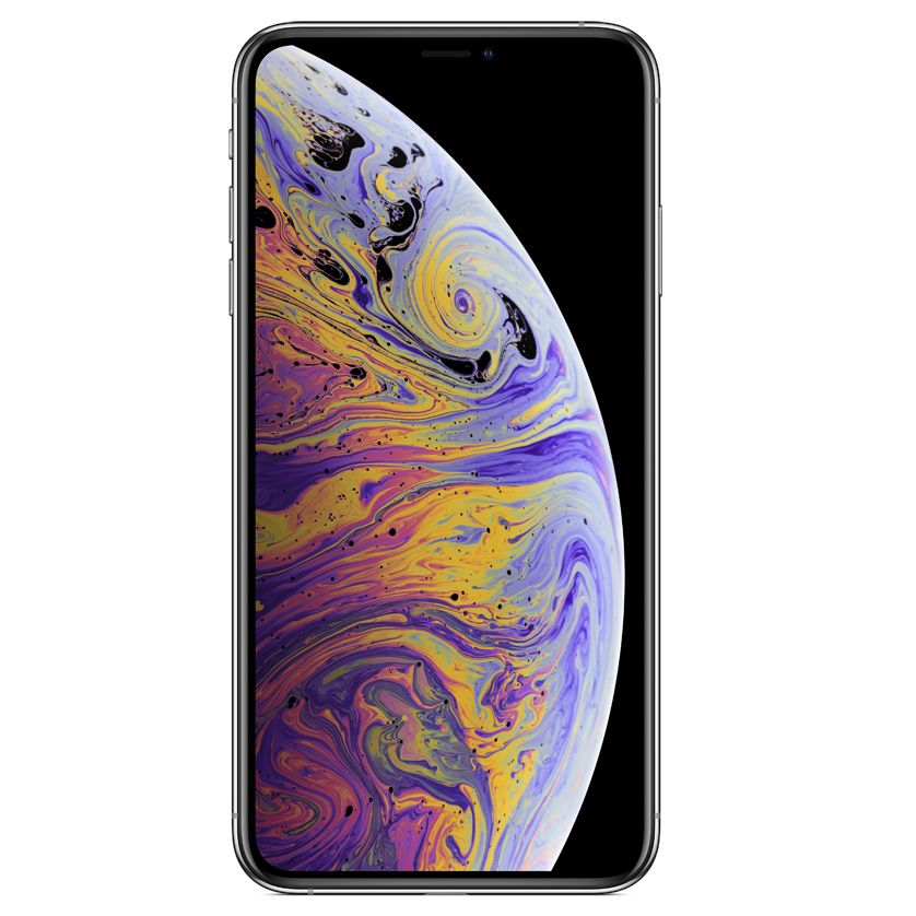 Telefon mobil Apple iPhone XS Max, 256GB, 4GB RAM, 4G, Silver