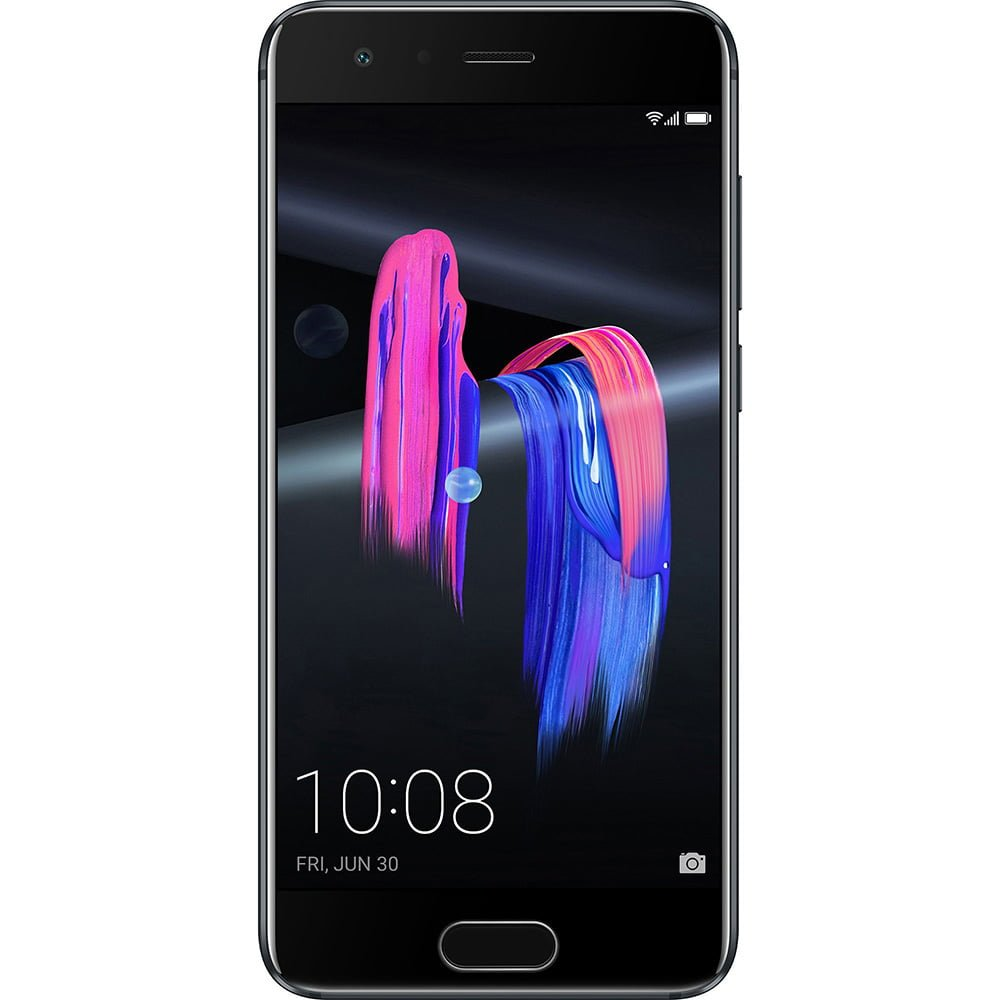 Telefon mobil Honor 9, Dual SIM, 64GB, 4GB RAM, Midnight Black