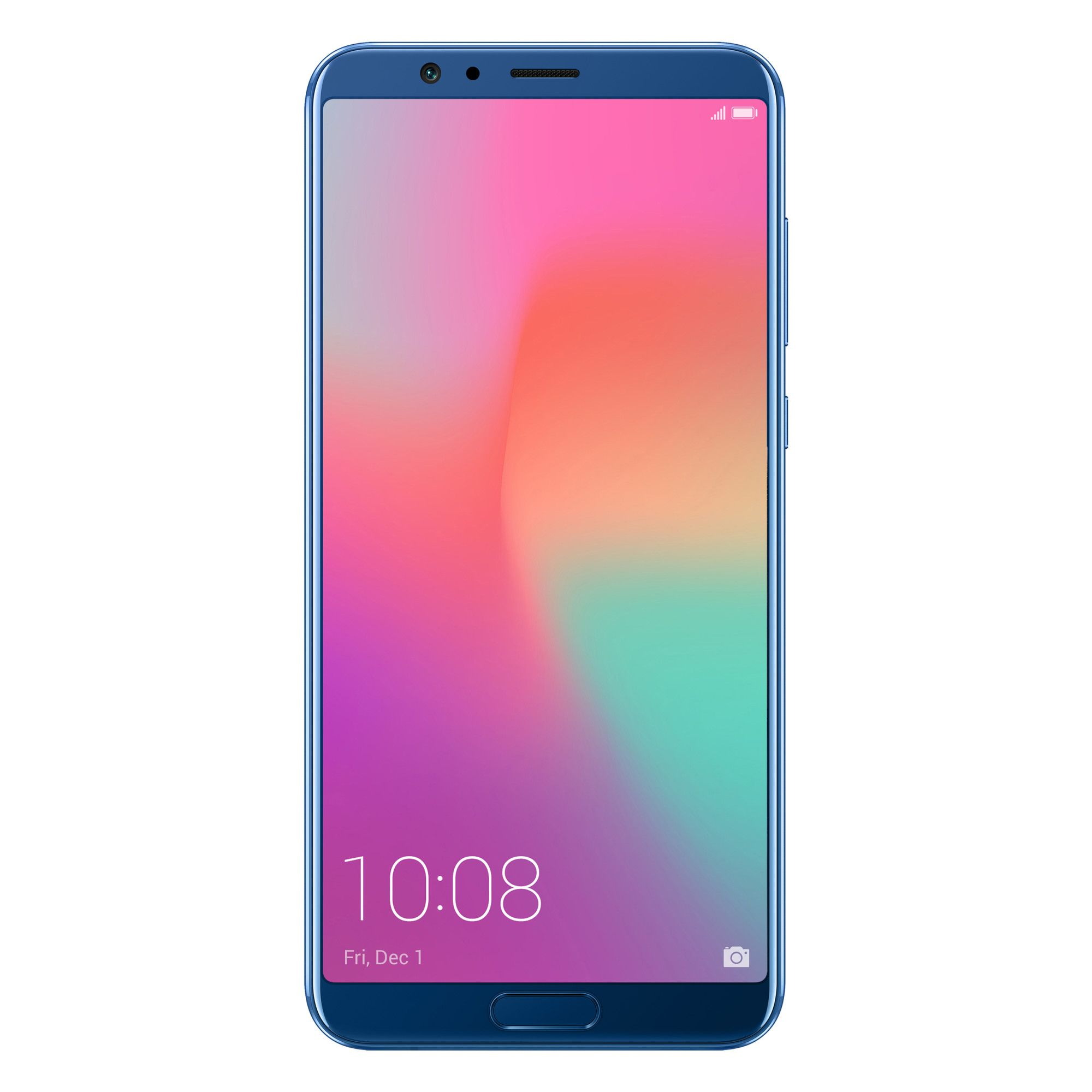 Telefon mobil Huawei Honor View 10, Dual SIM, 128GB, 6GB RAM, Navy Blue