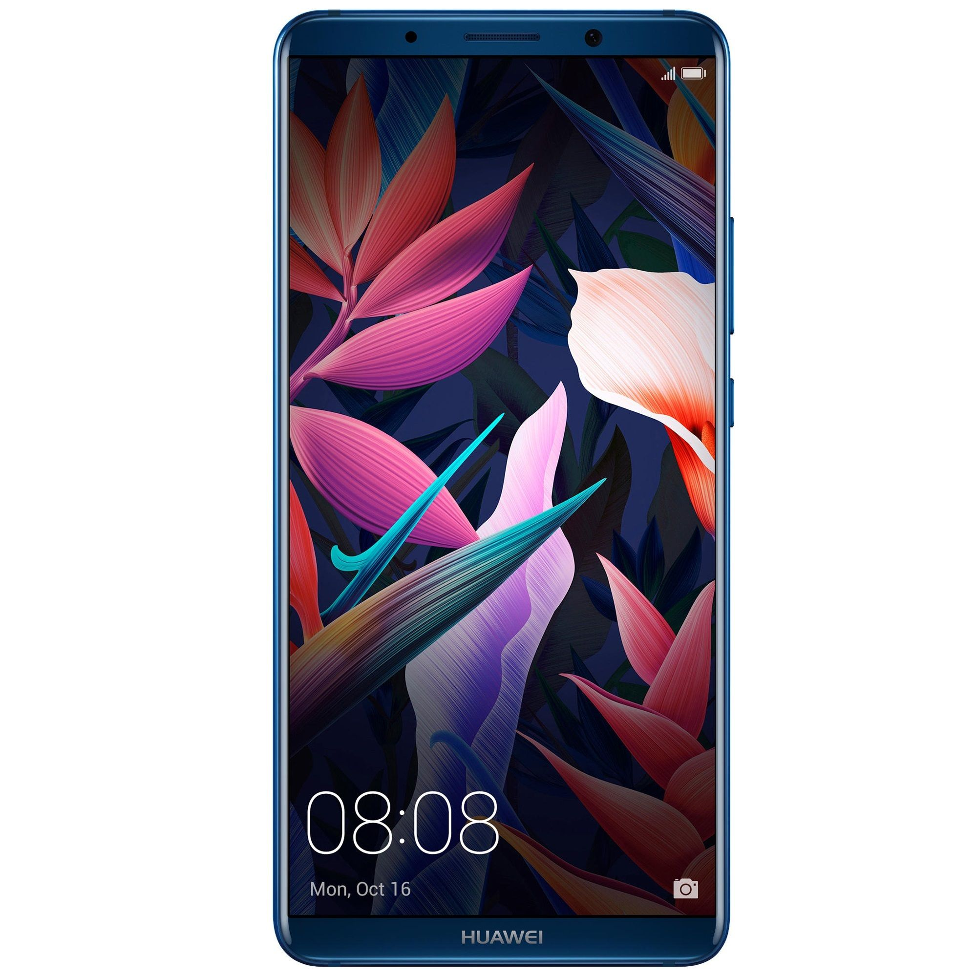 Telefon mobil Huawei Mate 10 Pro, Single SIM, 128GB, 6GB RAM, 4G, Midnight Blue
