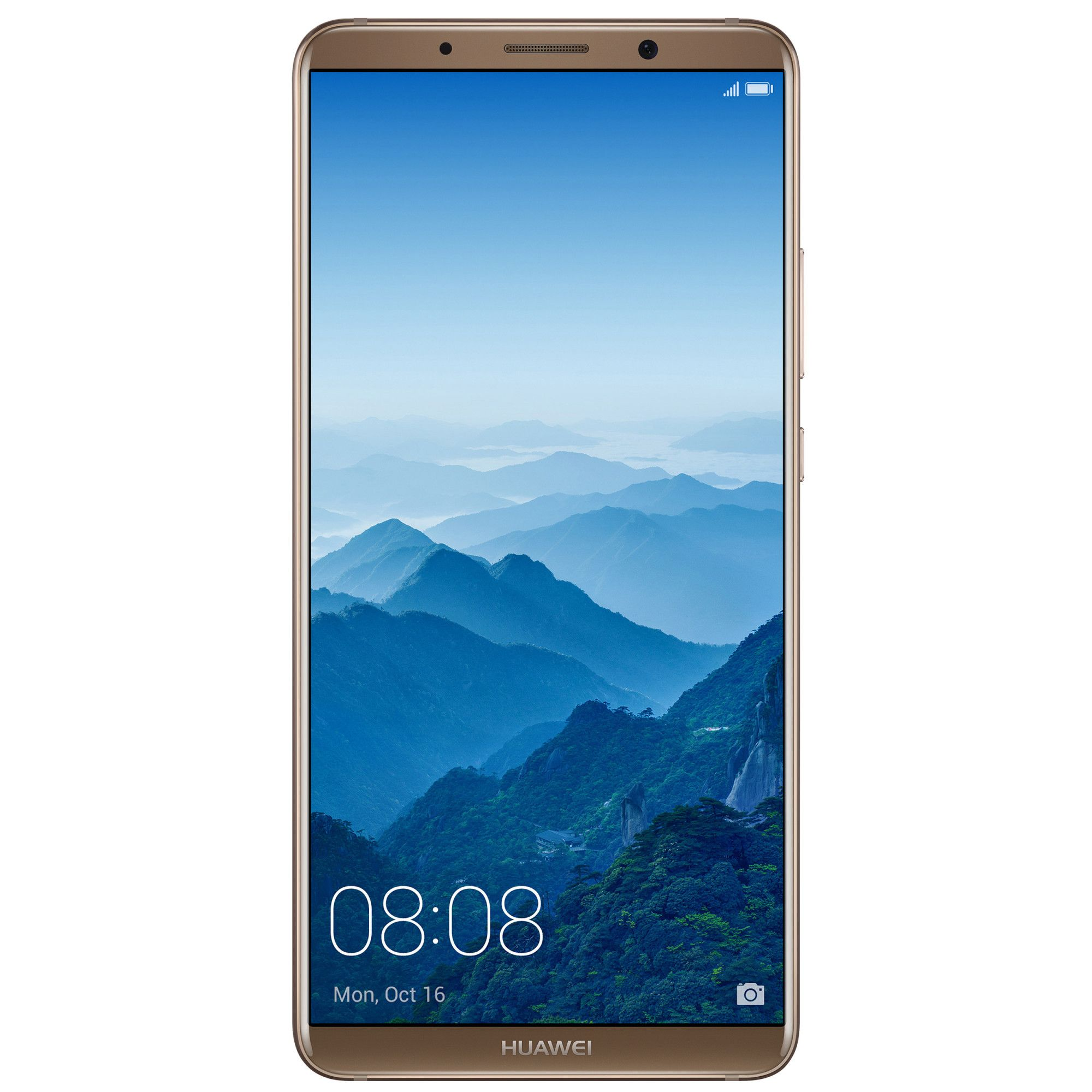 Telefon mobil Huawei Mate 10 Pro, Dual SIM, 128GB, 6GB RAM, 4G, Mocha Brown