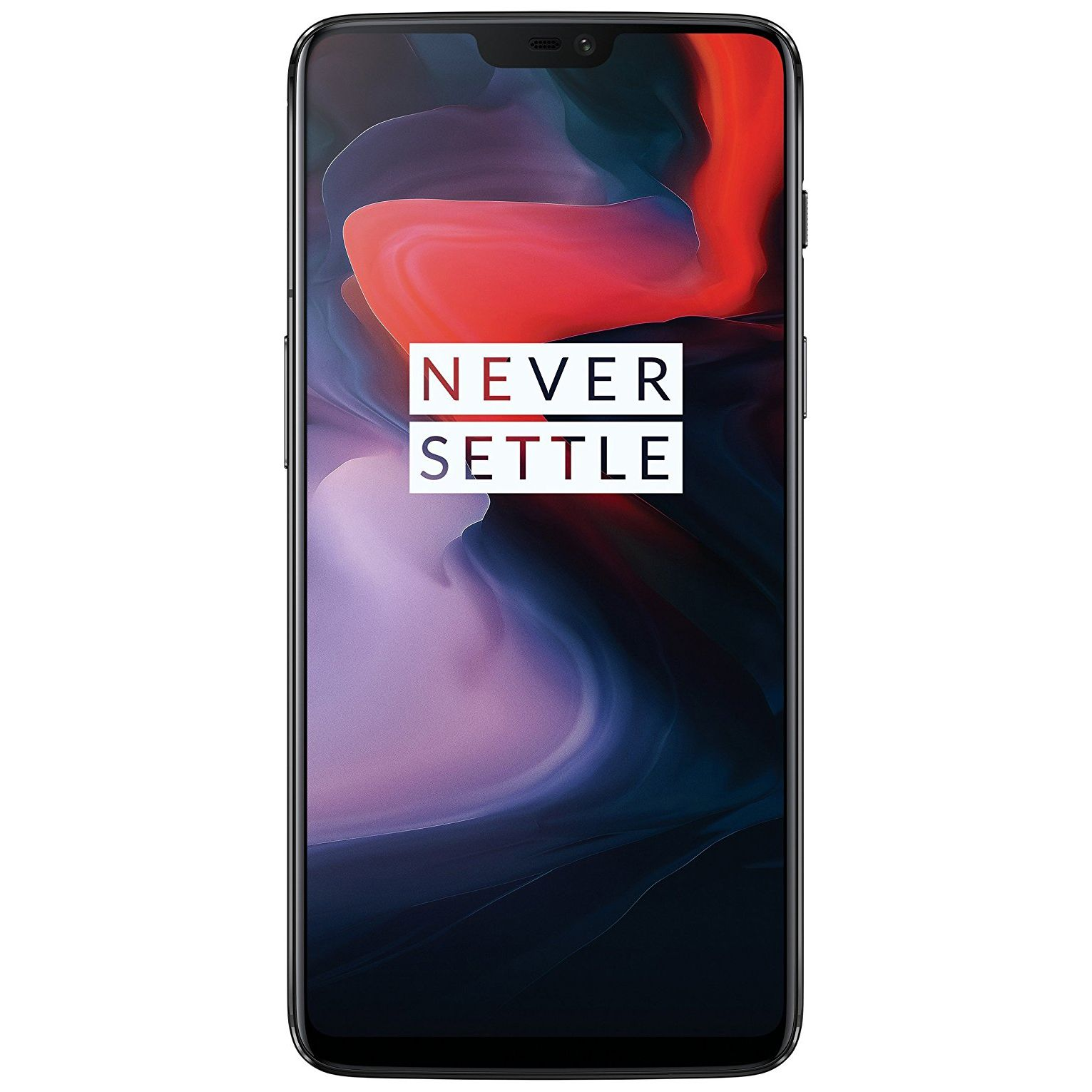 Telefon mobil OnePlus 6, Dual SIM, 64GB, 6GB RAM, Mirror Black
