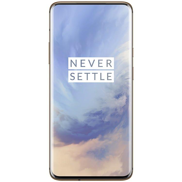 Telefon mobil OnePlus 7 Pro, GM1910, Dual Sim, 8GB RAM, 256GB, Almond