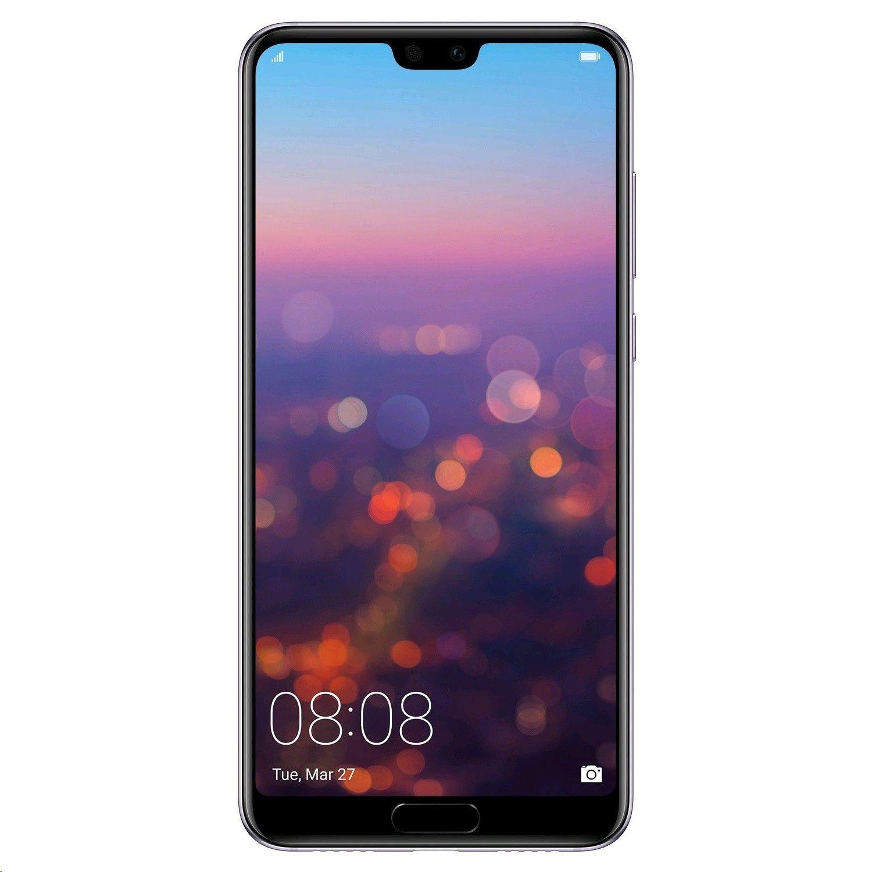 Telefon mobil Huawei P20, Dual SIM, 64GB, 4GB RAM, Twilight