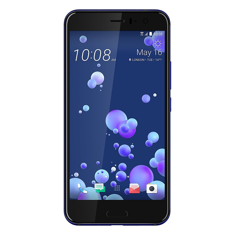 Telefon mobil HTC U11, Dual SIM, 64GB, 4GB RAM, Saphire Blue