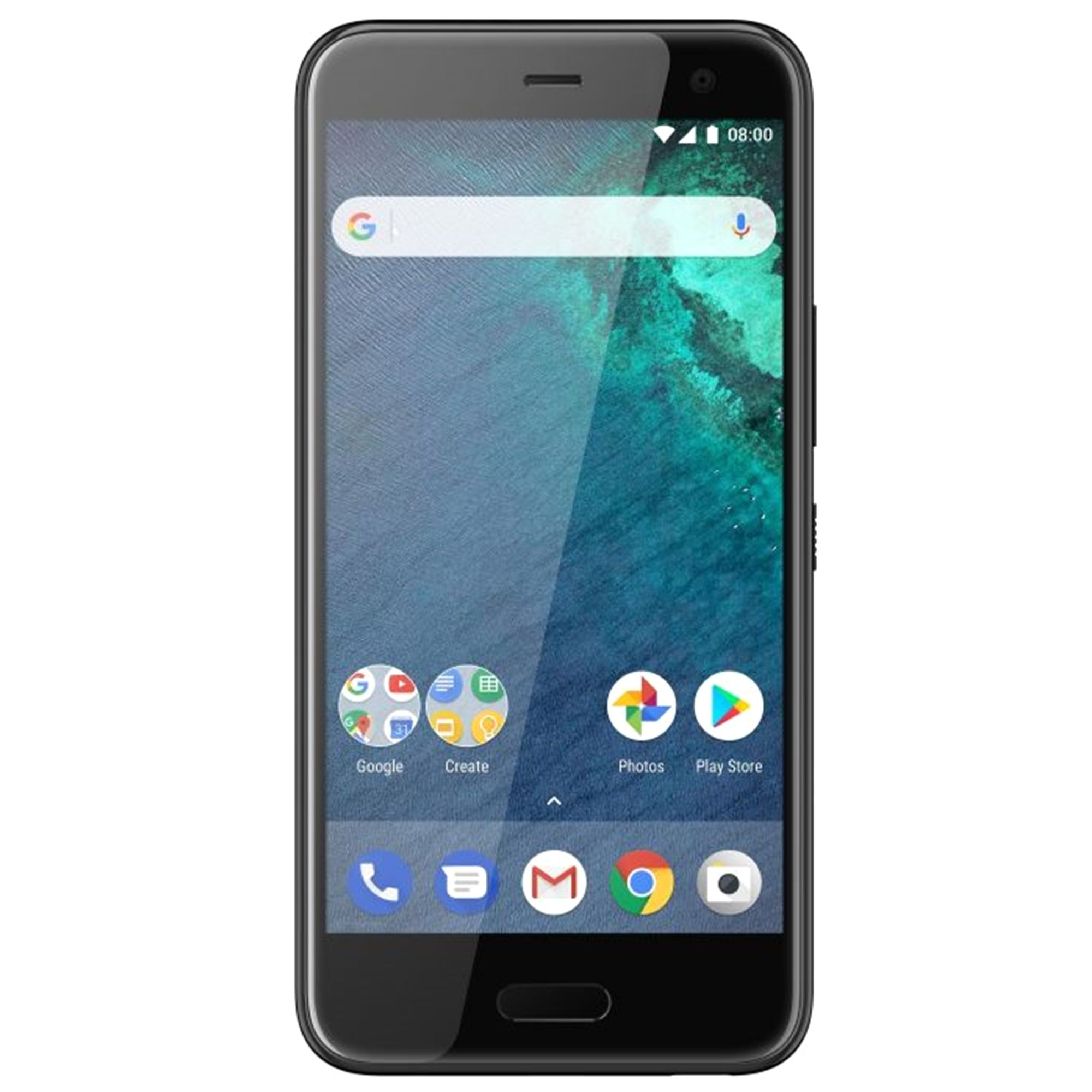 Telefon mobil HTC U11 Life, 32GB, 3GB RAM, Brilliant Black