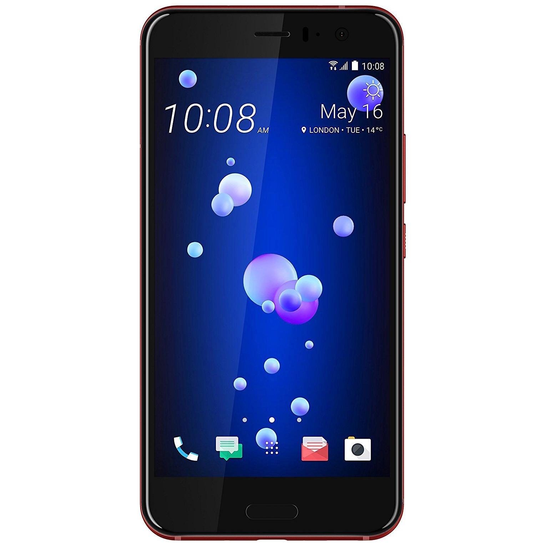 Telefon mobil HTC U11, Dual SIM, 64GB, 4GB RAM, Solar Red