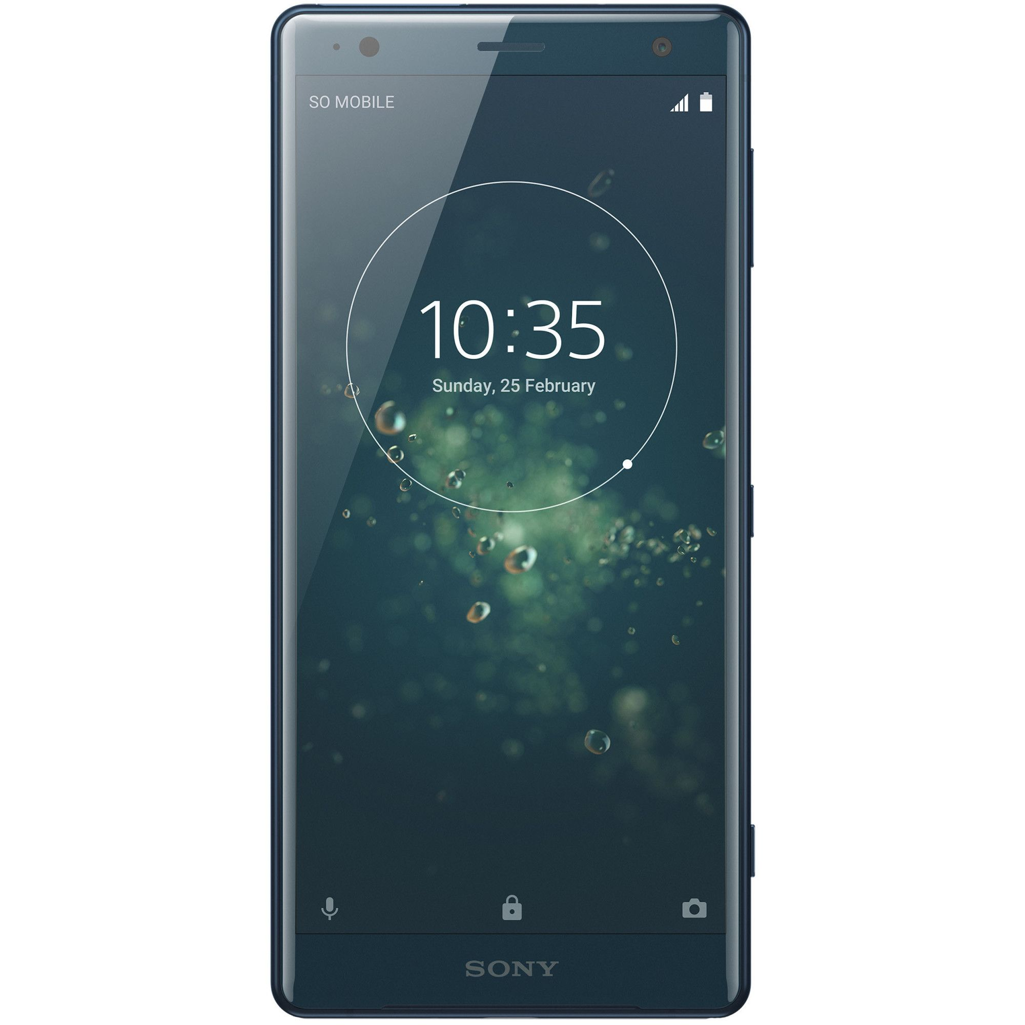 Telefon mobil Sony Xperia XZ2 H8266, Dual SIM, 64GB, 4GB RAM, Deep Green