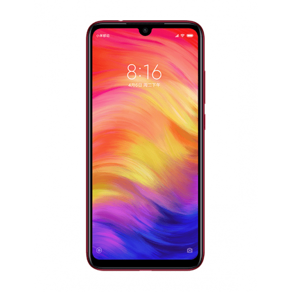 Telefon mobil Xiaomi Redmi Note 7, 128GB, 4GB RAM, Dual SIM, Twilight Gold