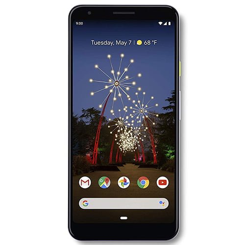 Telefon mobil Google Pixel 3A XL, 64GB, 4GB RAM, Single SIM, Purple-ish