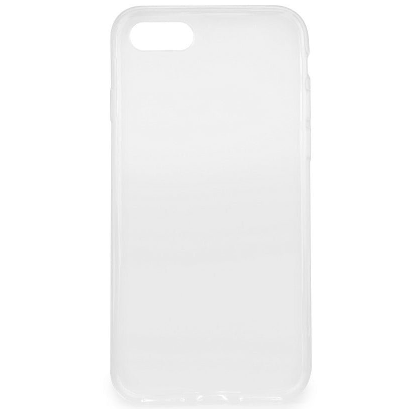 Husa protectie iPhone SE (2020)/ iPhone 8/ iPhone 7 silicon ultra slim 0.3mm Transparenta