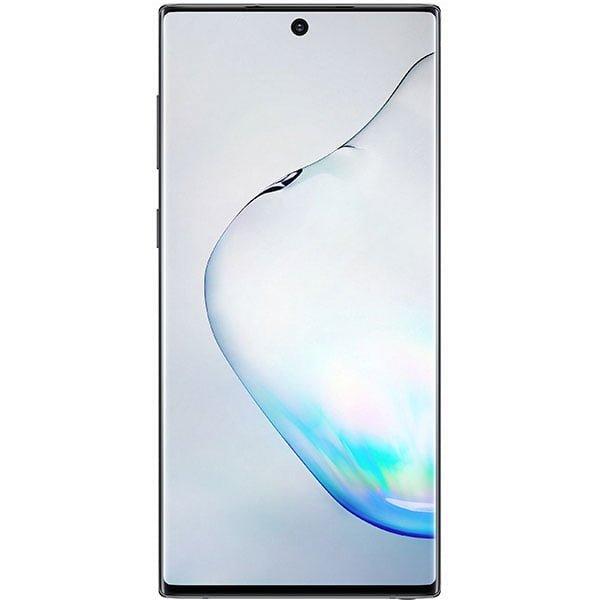 Telefon mobil Samsung Galaxy Note 10, N970F, Dual SIM, 256GB, 8GB RAM, 4G, Aura Black