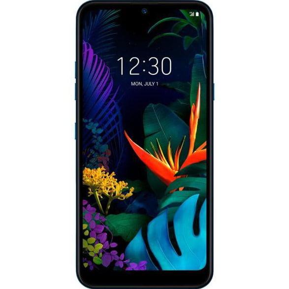 Telefon mobil LG K50, Dual SIM, 32GB, 3GB RAM, 4G, Blue