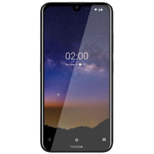 Telefon mobil Nokia 2.2, Dual SIM, 16GB, 2GB RAM, 4G, Black