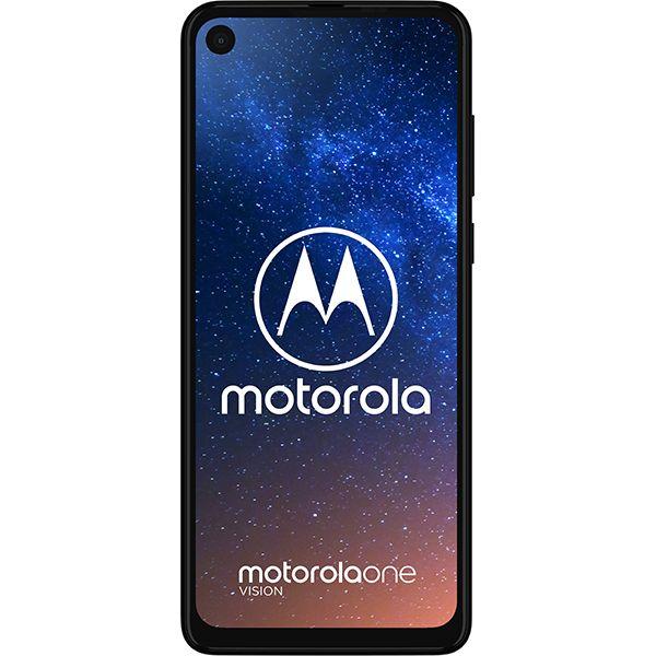 Telefon mobil Motorola XT1970-1 Moto One Vision, Dual SIM, 128GB, 4GB RAM, 4G, Bronze